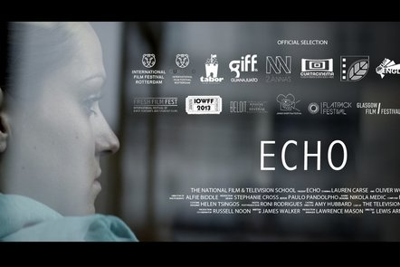 Film poster for Echo
