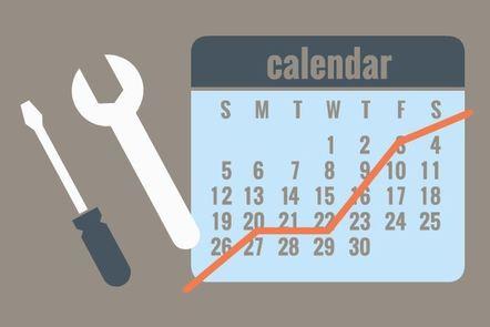 Toolkit and calendar