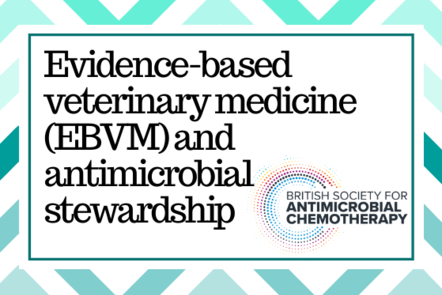 EBVM and antimicrobial stewardship