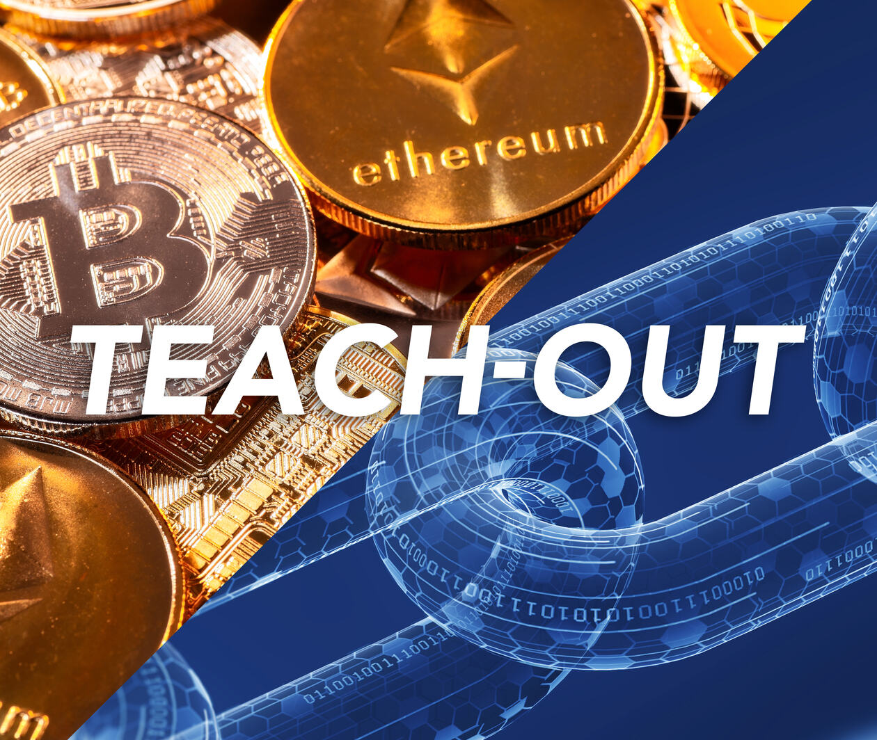 Cryptocurrency: Beyond Bitcoin Teach-Out