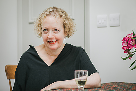Photograph of author Jessie Greengrass, by Amy Jordison