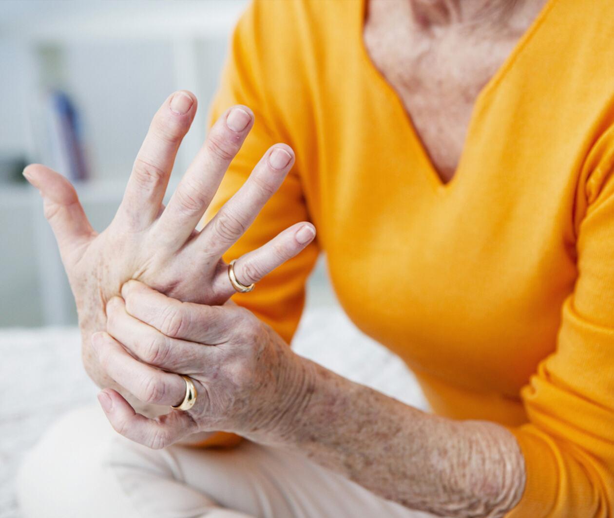 Rheumatoid Arthritis: Exercises for Hands