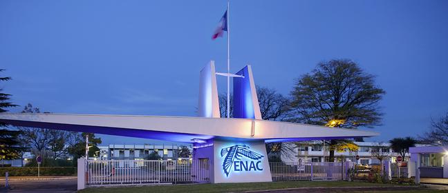 ENAC university campus