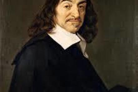 Frans Hals, portrait of René Descartes