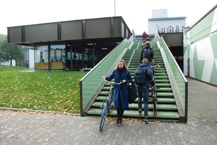 ASI framework - Delft station area redevelopment
