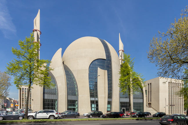 Central Mosque, Cologne