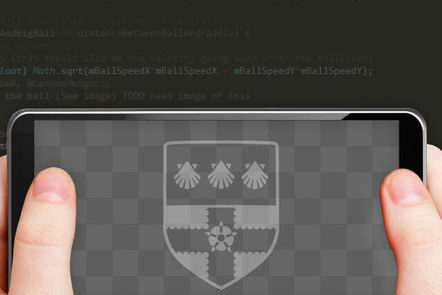 Mobile game programming code