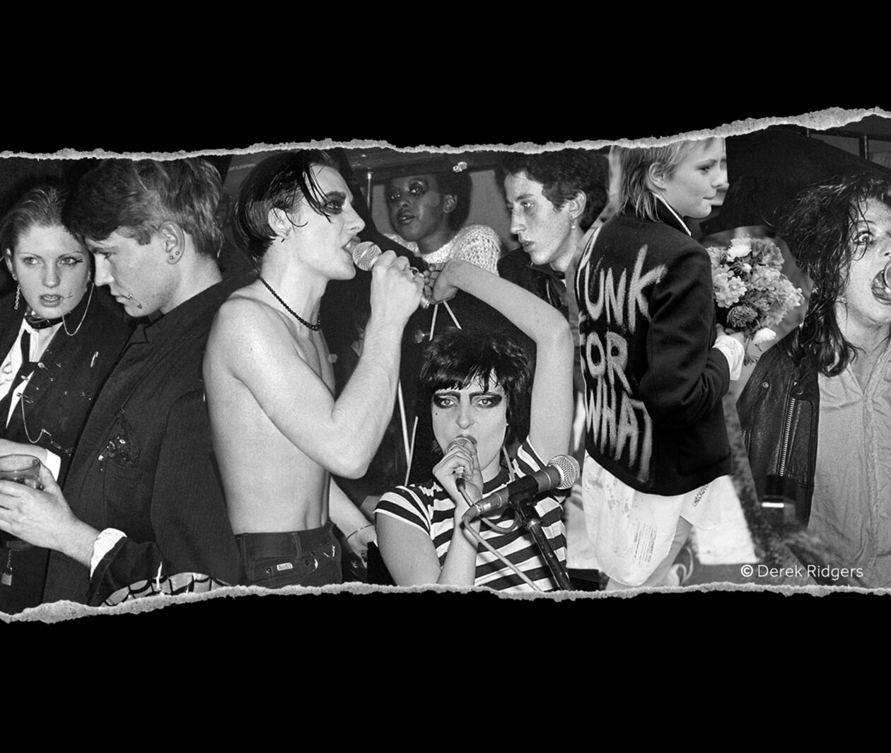 Anarchy in the UK: A History of Punk from 1976-78